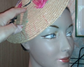 real nice hat from 1950 s.