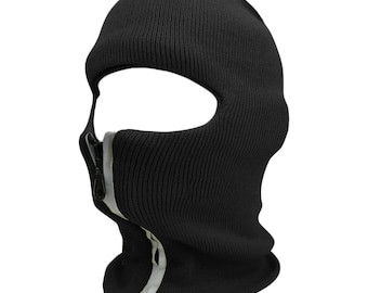 ee7e834a14f36 Reflective Ski Mask - Black