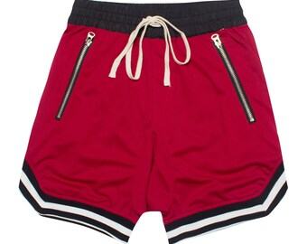 a789a7ea41 BASKETBALL MESH SHORTS