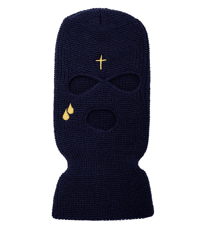 Pain Ski Mask