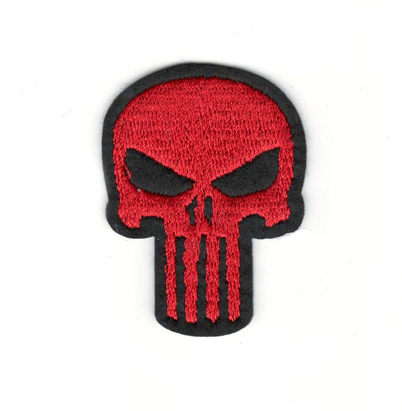 Arts,crafts & Sewing Special Price New Punisher Army Tactical Backpack Embroidery Armband Personalized Military Badge Apparel Hat Fabric Selling Well All Over The World