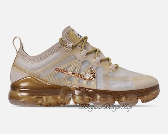 Swarovski Nike Bling Air Max 2019 Custom with Rose Gold Swarovski Crystal Rhinestones  Bling Nike Shoes 782e1e73d3