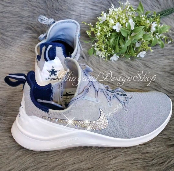 Nike Dallas Cowboys Gray Sneakers