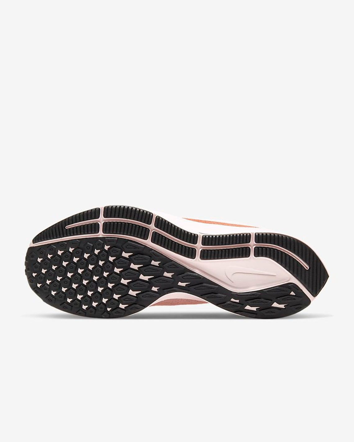 Swarovski Nike Air Zoom Pegasus 36 zapatillas rosas personalizadas con swarovski cristales Custom Bling Nike zapatos