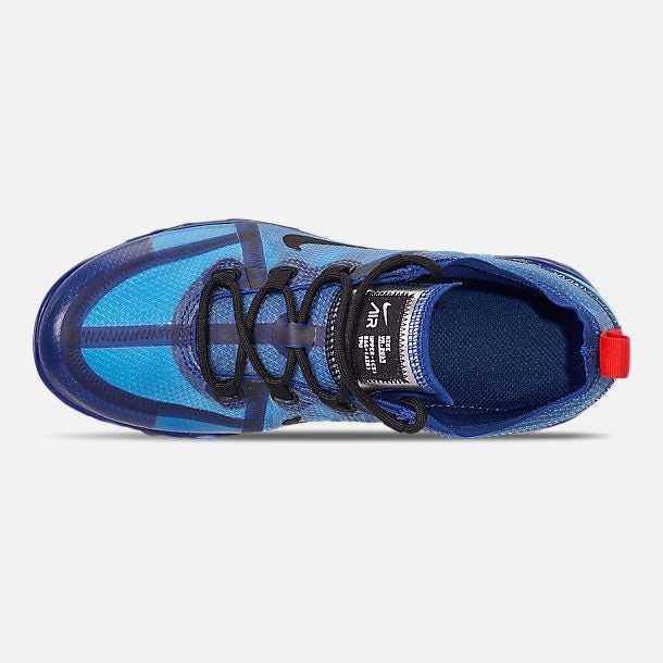 468cbccd08 Swarovski Blue Nike Shoes Vapormax 2019 Girls Nike Shoes Custom with ...
