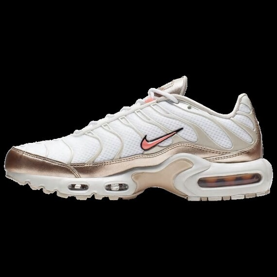 Nike Air Max Thea Frauen All weißen Turnschuhe mit Swarovski