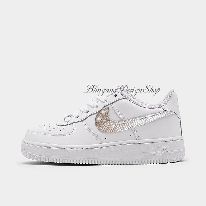 Swarovski Crystals Custom Bling Nike Shoes