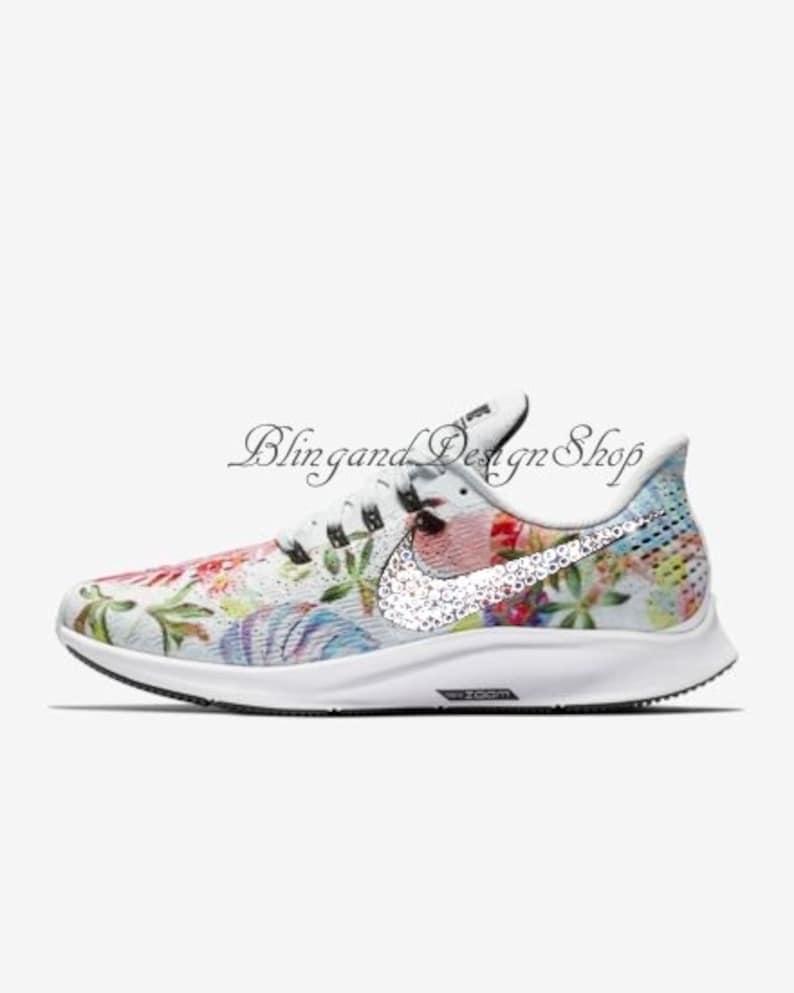 4247792c3ac1 Swarovski Nike Shoes Air Zoom Pegasus 35 Womens Shoes