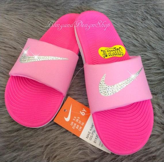 womens nike slides size 6
