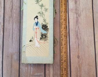 Vintage Oriental Art
