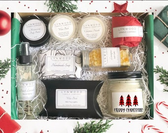 Spa Gift Box Set, Best Selling Items, Mom Gift Christmas Gift for Mom from Daughter Gift from Mom, Mother Daughter Gift Christmas Gift Her