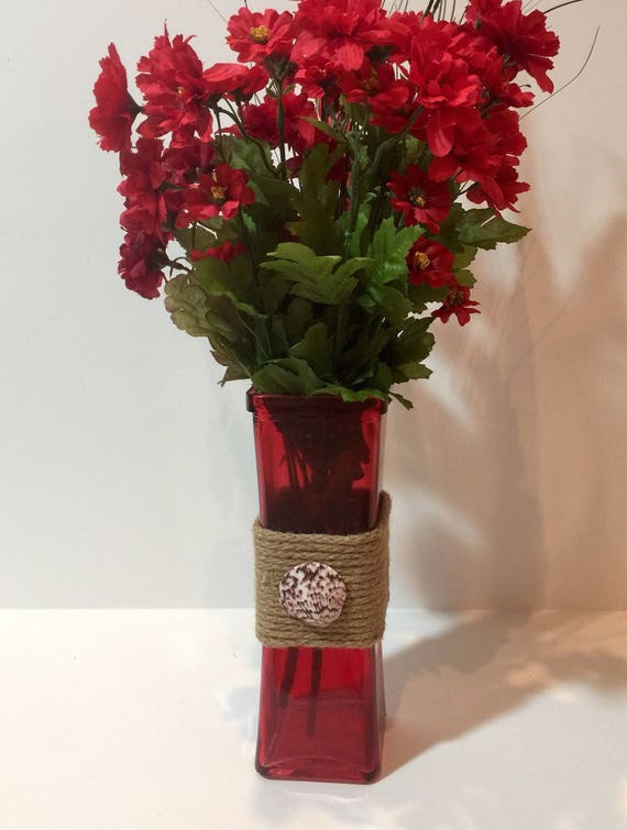 Wedding Vase Centerpiece Wedding Centerpiece For Tables Vase Etsy