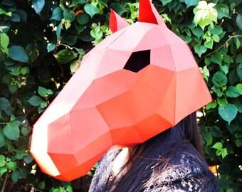 Horse Mask