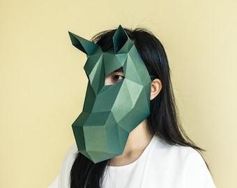 Half Horse Mask