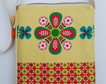 Handmade Girls shoulder mini cross bag