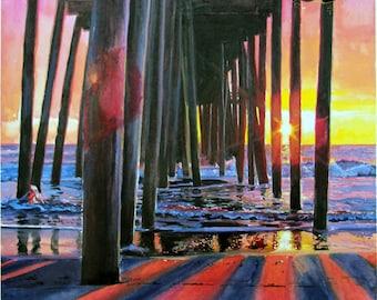 Daybreak Giclee Print