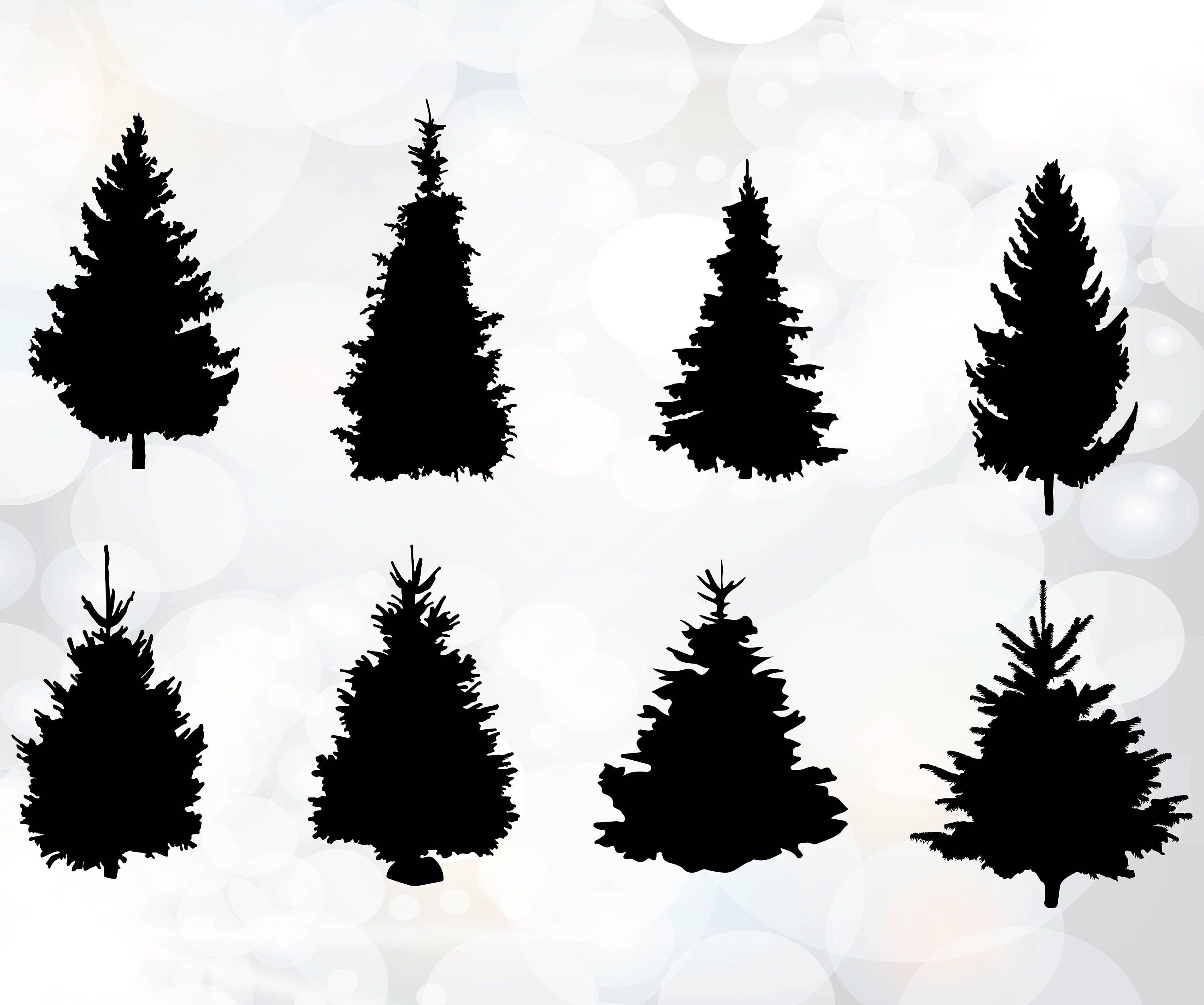 Download Free Svg Christmas Tree Svgdxfpngeps Cut File File For ...