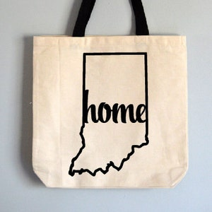 Shopping Bag Personalized Colorado Home State Tote Bag Custom Tote Bag Canvas Tote Bag 14 x 15 14 Personalized Bag Tote Bag