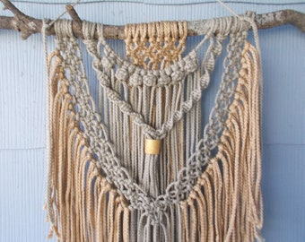 Macrame Wall Hanging, Home Decor, Office Decor, Gift, Christmas Gift, All Ocassion Gift, Handmade, House Warming Gift.