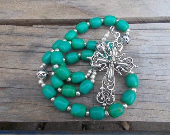 Devotional Aid, Prayer Beads, Anglican Rosary, Protestant Prayer Beads, Gift for Her, Gift for Him, Christian Gift, Religious Gift,