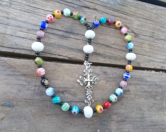 Devotional Aid,Prayer Beads, Anglican Rosary, Protestant Prayer Beads,  Prayer Beads, Gift for Her, Gift for Him, Christian Gift.