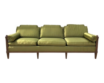 Ordinaire Hollywood Regency Style 1960s Sofa