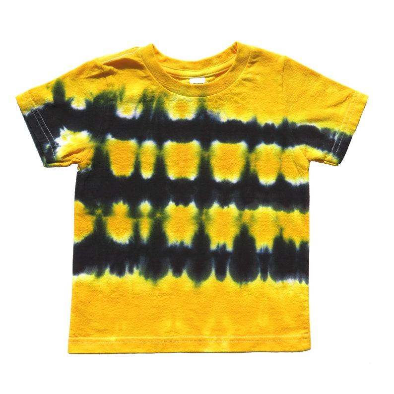 b2d088775 Toddler Bee Costume 2T // Tie Dye Tshirt // Bumblebee Tee | Etsy