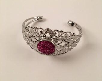 Princess Bracelet with Snap Base