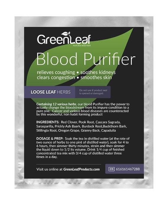 Dr Sebi Jamaican Herb Detox Blood Purifier Sarsaparilla Etsy