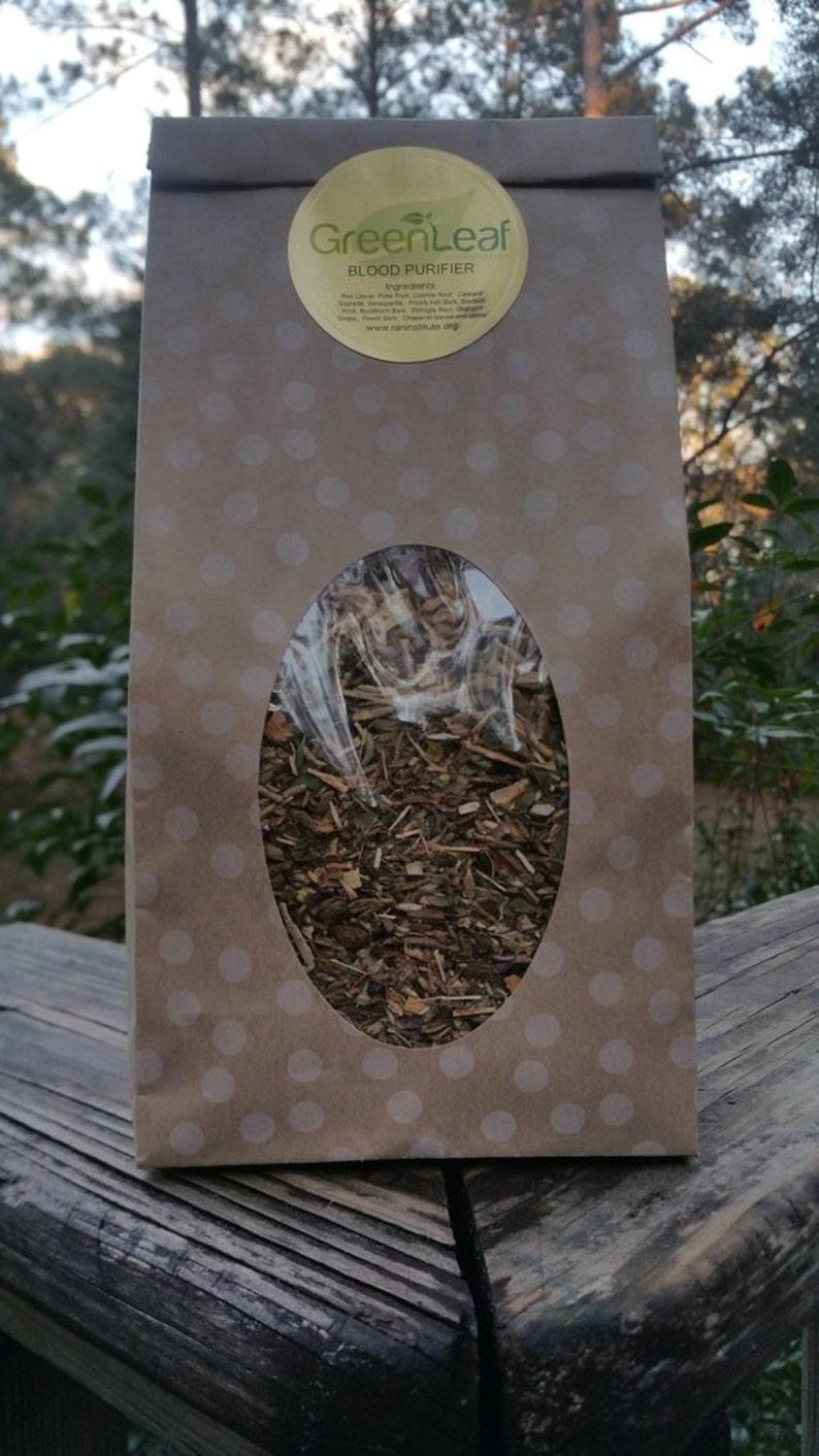 Dr Sebi Detox tea -Sarsaparilla, chaney root, granny back, Capadulla/blood  purifier