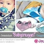 """EBook Dreieckstuch """"Babysnuggel"""" + """"Snuggelchen"""""""