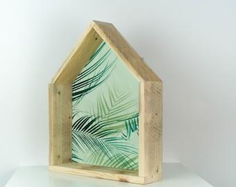 Shelf wooden house shelf, shelf, organizer, decorative shelf, reclaimed wood shelf, wooden shelf