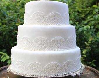Gatsby Wedding Cake Topper. Art Deco Cake Topper. Vintage Wedding Cake. 1920s Wedding. Gatsby Wedding Decor. Wedding Cake Trim. Gatsby Bride