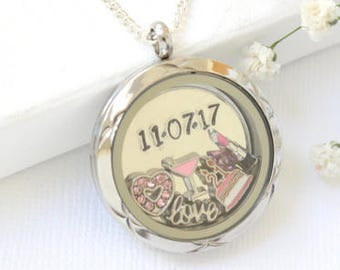 Personalized 21st Birthday Ideas Gift Gifts Necklace 21 Charm And Card