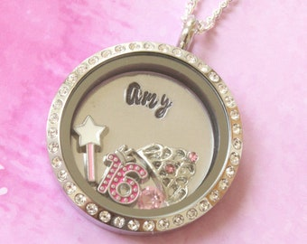 16th Birthday Gifts For Her Gift Girl Sweet 16 Girls Necklace