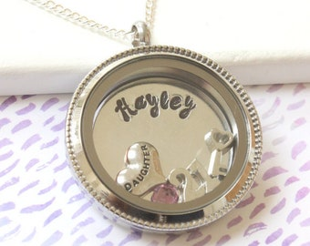 21st Birthday Gift For Her Daughter Necklace Locket