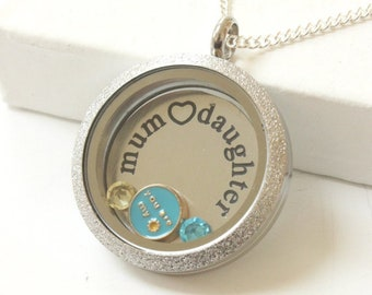 Mother Daughter Necklace, You are My Sunshine Necklace, To my Daughter Gift, Mother to Daughter Necklace, Daughter Birthday Gifts
