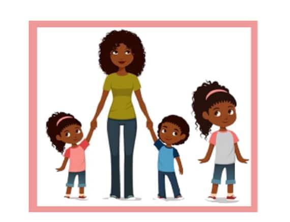 Single mom of 3