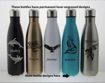 custom swell bottle etsy
