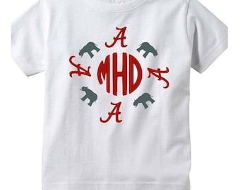 Kids Alabama Shirt