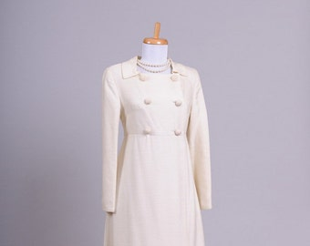 1960 Lord And Taylor Vintage Wedding Coat
