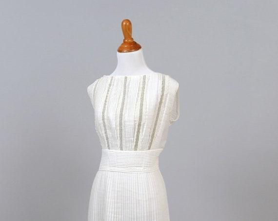 1960 Plus Size Vintage Wedding Dress