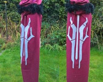 Kellhunters hood Hunter Cosplay Cloak