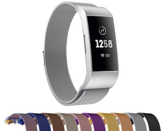 Fitbit charge 3 band | Etsy