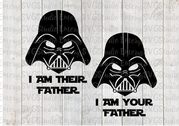 Free Pink and gold leopard digital paper. Svg Jpeg Dxf Pdf File I Am Their Father Star Wars Darth Etsy SVG, PNG, EPS, DXF File