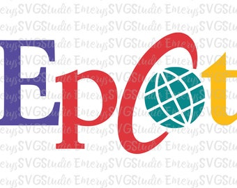 SVG File for EPCOT