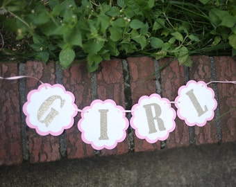 Maternity Banner, Maternity photo prop, Baby Girl Banner, Boy Banner, Newborn Photo Prop, Belly Banner, Gender Reveal Banner, Girl Banner
