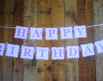 Sofia the First Banner, Sofia the first Birthday, Princess Banner, Princess Birthday, Sofia the First, Purple Banner, Sofia Party