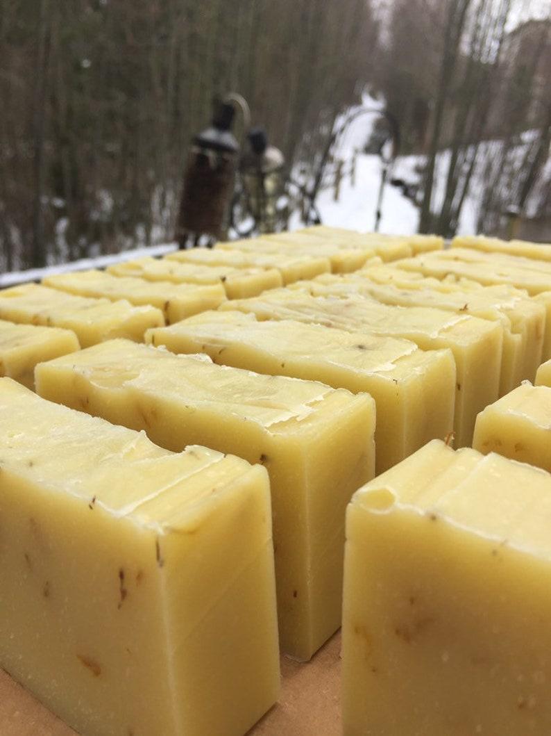 Calendula Organic Soap without Lavender image 0