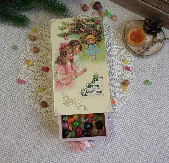 Christmas Decor Handmade Christmas Gift Christmas Tree Etsy